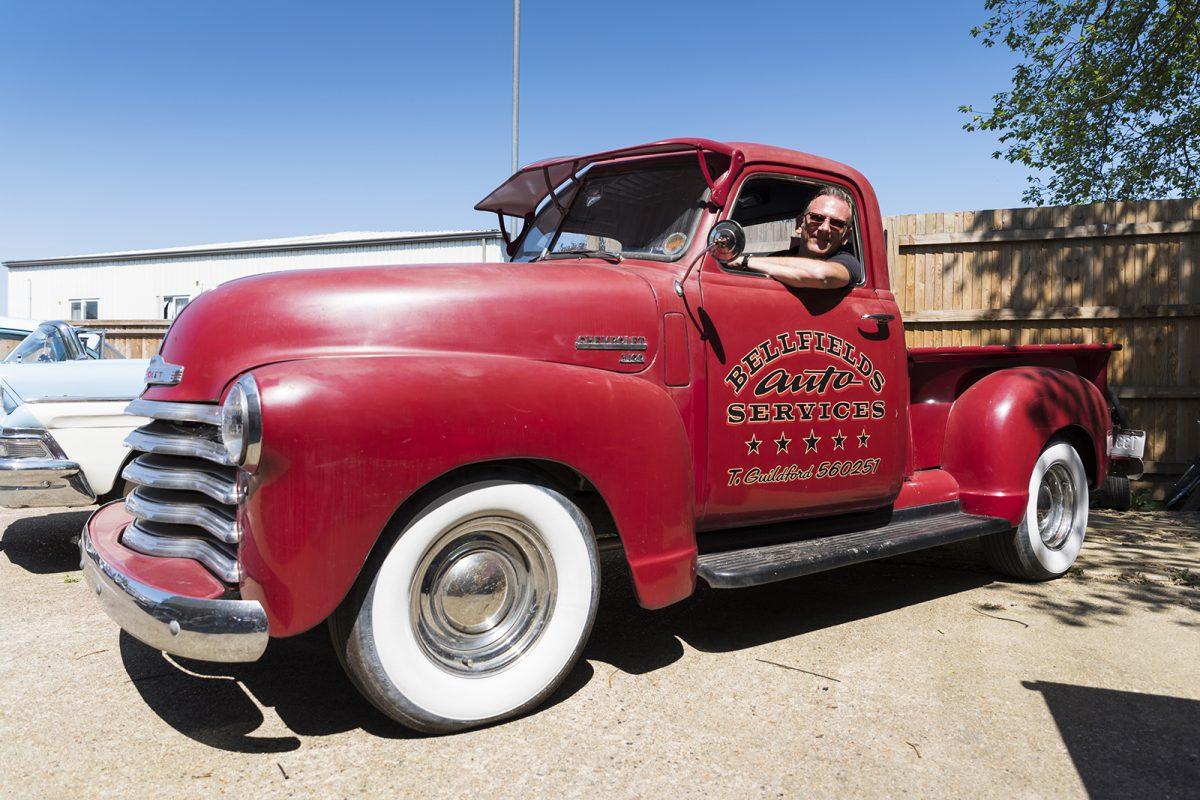Bellfields Auto Services Classic Vintage Cars